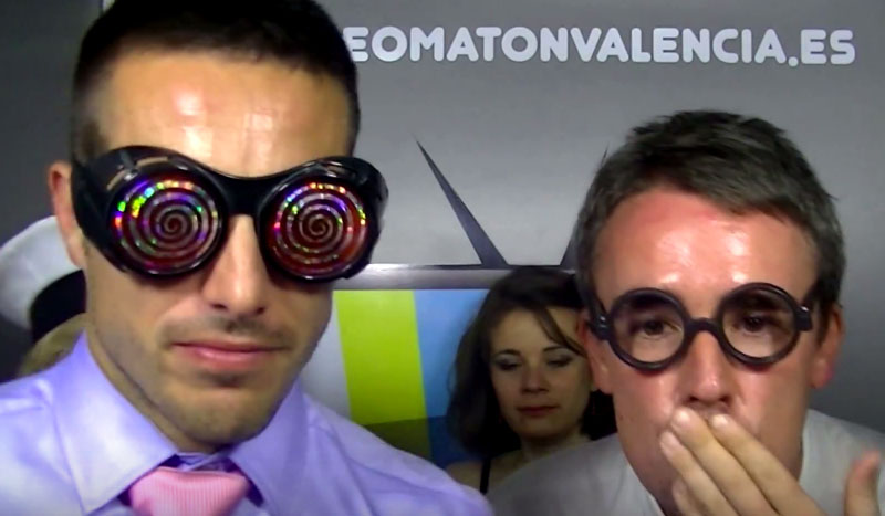 videomaton valencia boda