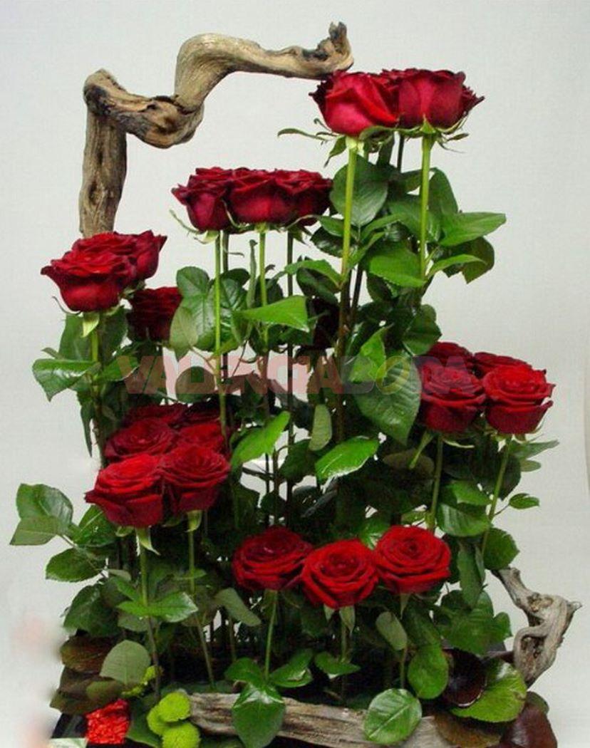 rosas para boda en valencia